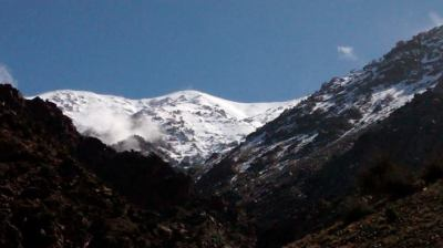 ourika atlas mountains