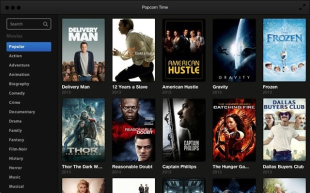 Popcorn Time – Netflix for Pirates, Torrents For Dummies… | Neil Hughes